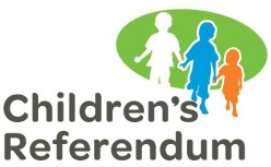 Logo del Children Rights Referendum in Irlanda